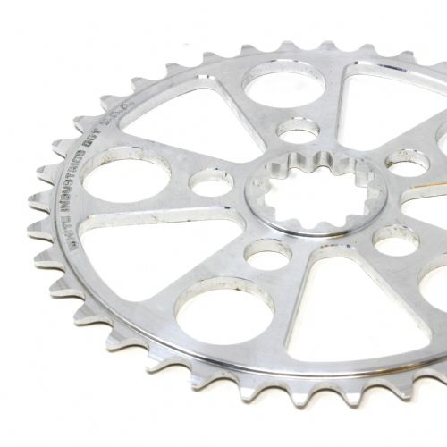 White Ind Chainring